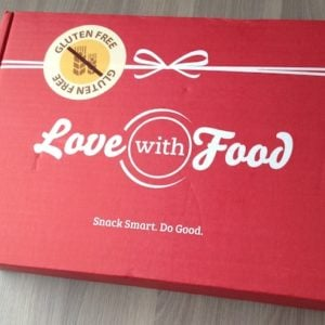 Love with Food Gluten Free Box Review – October 2014