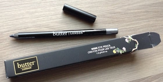 POPSUGAR Must Have Box October 2014 Review & Coupon Eyeliner