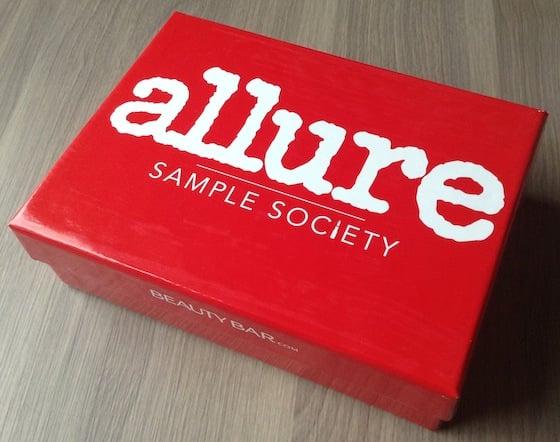 Sample Society Subscription Box Review – October 2014