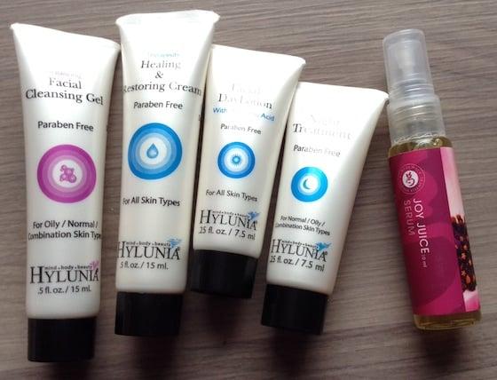 Vegan Cuts Beauty Box Review – October 2014 Skincare