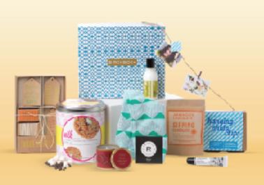 Birchbox Limited Edition Holiday Box Sneak Peek!  Home Sweet Homespun