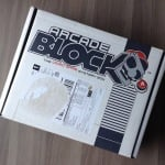 Arcade Block Subscription Box Review – October 2014 Box