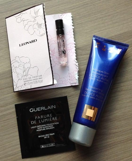 French Box Subscription Review – November 2014 Perfume