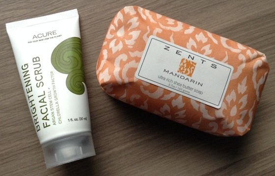 Yuzen Beauty Subscription Box Review – Winter 2014 Soap