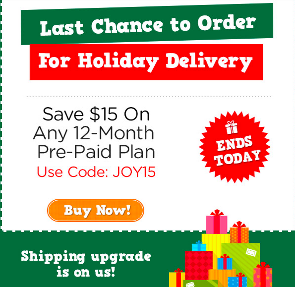 Little Passports $15 Coupon Code & 12/24 Delivery