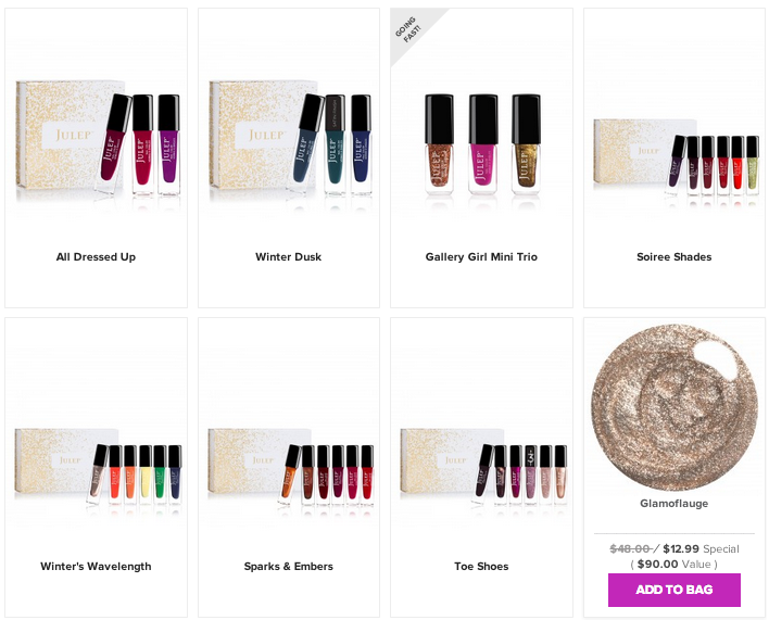 Julep Offers