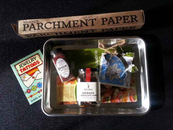 American Mystery Box Subscription Box Review - Nov 2014 Items