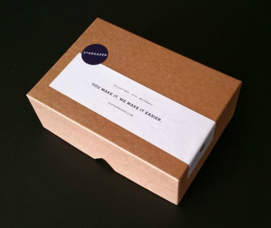 For the Makers DIY Subscription Box Review – Dec 2014 Box