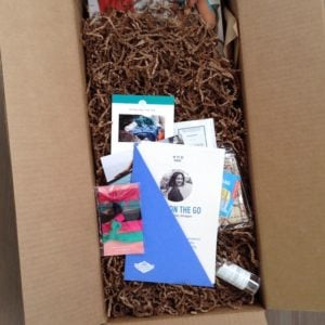 Hitha On The Go Quarterly Subscription Box Review #HGQ03