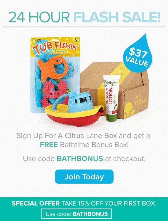 Citrus Lane Offer
