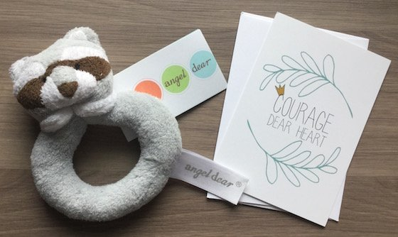 A Little Bundle Subscription Box Review - January 2015 Rattle