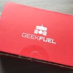 Geek Fuel Subscription Box Review – January 2015