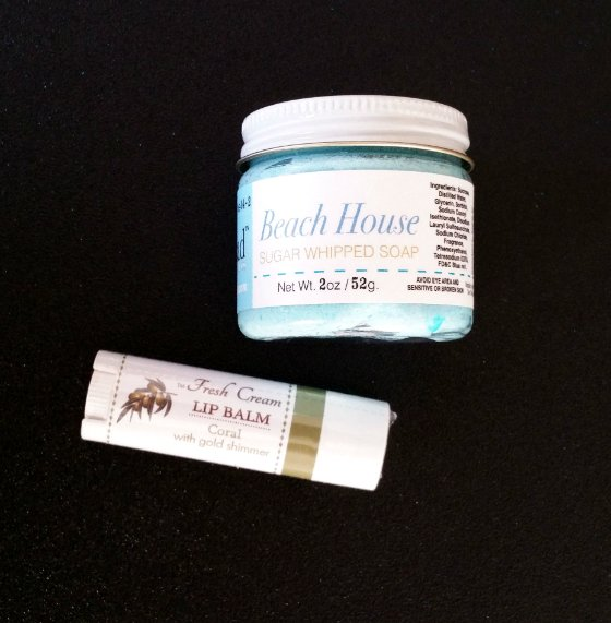 IndulgeMeBox Subscription Box Review – January 2015 Beach House