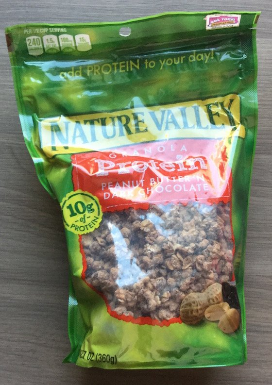 POPSUGAR Must Have January 2015 Review + Coupon Granola