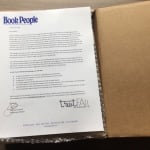 Book People Trust Fall Subscription Box Review – Jan 2015