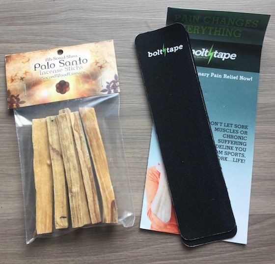 Yogi Surprise Subscription Box Review – January 2015 Sticks