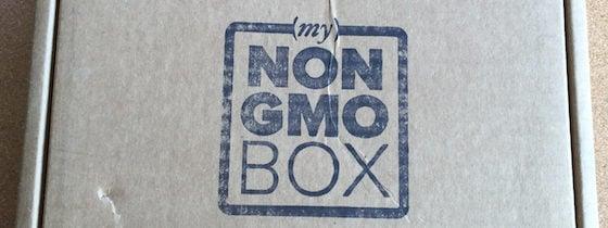 My Non-GMO Box Subscription Box Review – February 2015