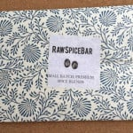 RawSpiceBar Subscription Box Review - February 2015 Shipment