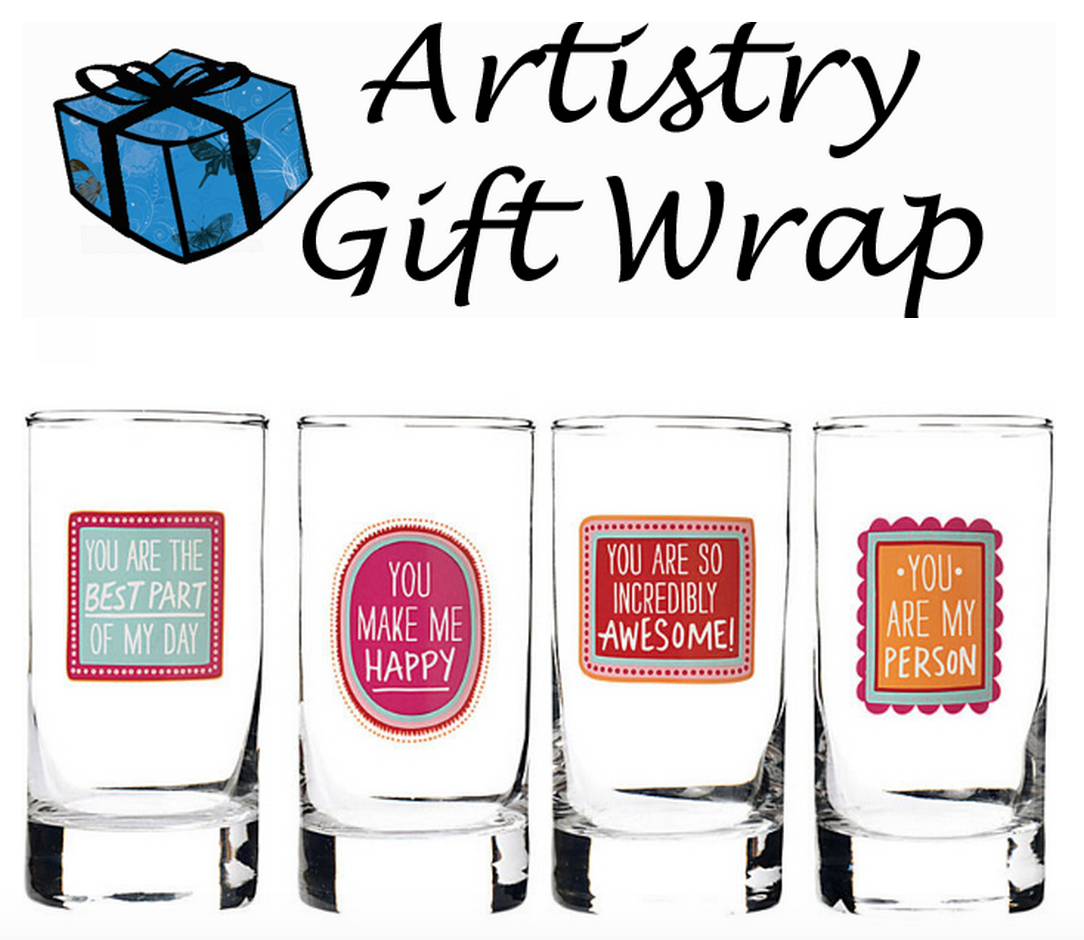 Limited Edition Artistry Giftwrap Valentine's Day Lifestyle Box!
