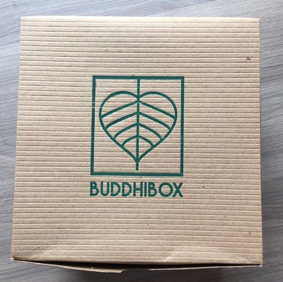 BuddhiBox Subscription Box Review – February 2015 Box