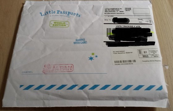 Little Passports Subscription Box Review – February 2015 Package