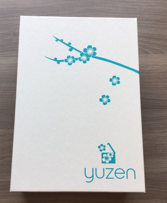 Yuzen Beauty Subscription Box Review – Spring 2015 Box