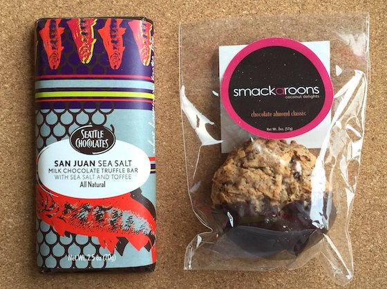 Orange Glad Subscription Box Review – March 2015 Chocolate
