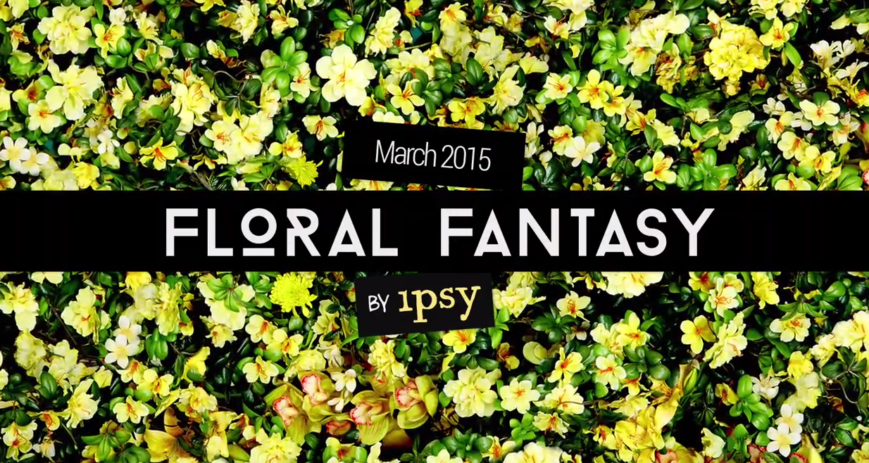 March 2015 Ipsy Spoilers!