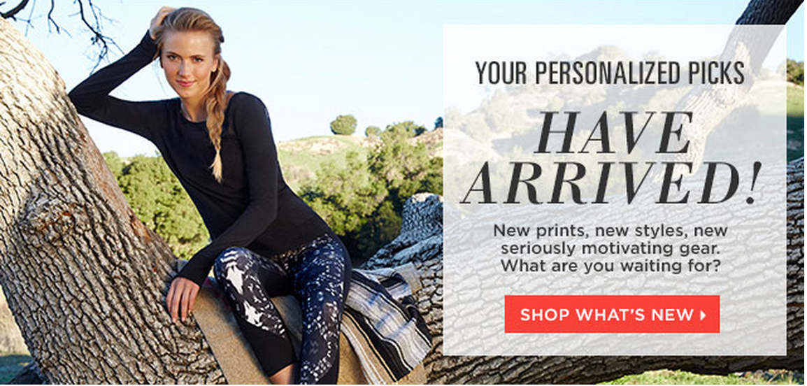 New March Fabletics Outfits & 50% Off! Intro