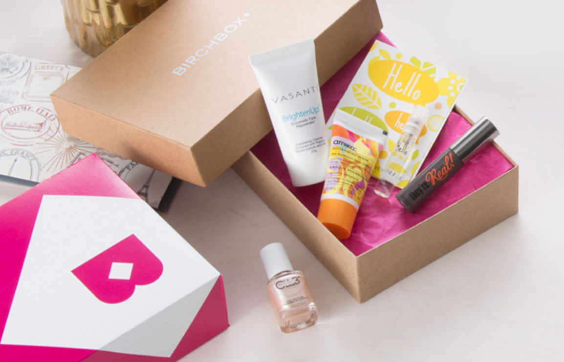 Birchbox Beta Upgrade Program