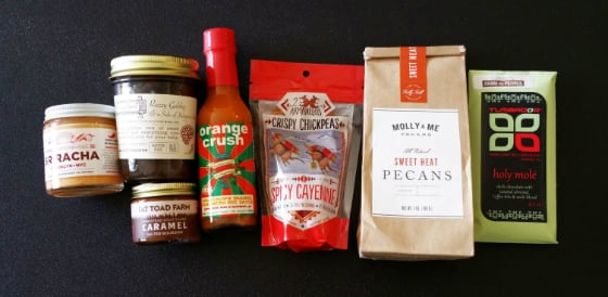 Farm to People Tasting Box Subscription Review – Feb 2015 Items