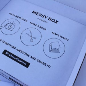 A Beautiful Mess Messy Box Subscription Review – March 2015