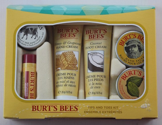 Oprah Circle of Friends Subscription Try & Keep Item Review Burts Bees
