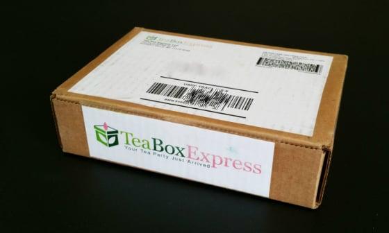 Tea Box Express Subscription Box Review – February 2015 Box