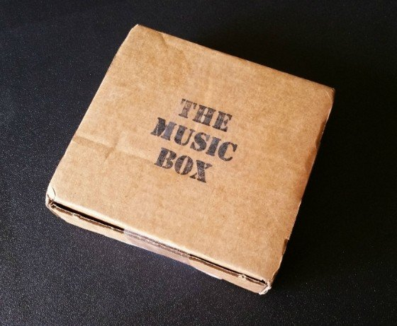 Music Box April 2015 - Box