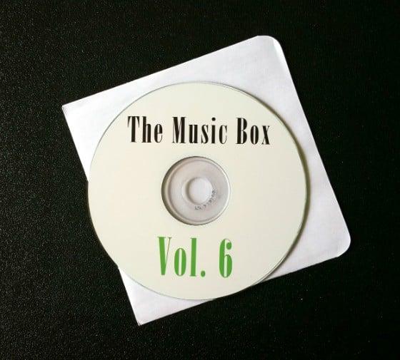 Music Box April 2015 - items 1