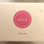 Plated Subscription Review + Free Box Coupon - April 2015 - Box