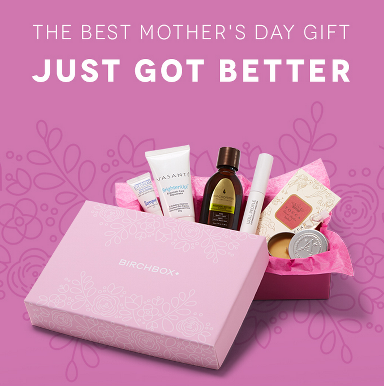 Birchbox Mother's Day Gift Subscription