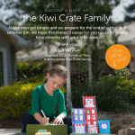 Kiwi Crate Friends & Family Sale