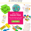 Citrus Lane May 2015 Box Spoilers + Coupon!