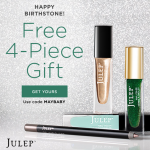 Free Julep Maven May Birthstone Welcome Box!