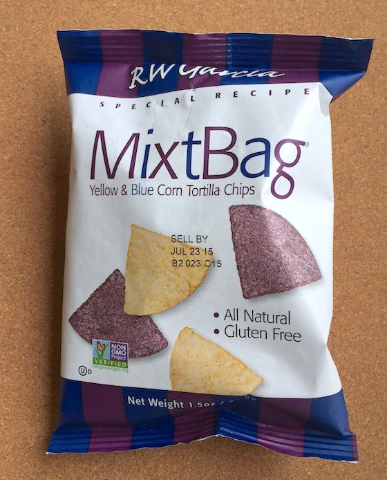 Vegan Cuts Snack Box Subscription Review – April 2015 MixtBag