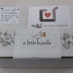 A Little Bundle Subscription Box Review – March 2015
