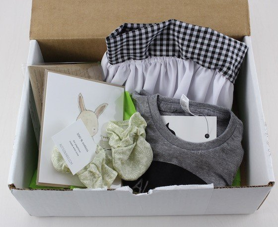 A Little Bundle Subscription Box Review – March 2015 Items