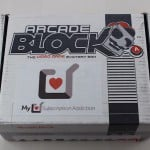 Arcade Block Subscription Box Review – March 2015
