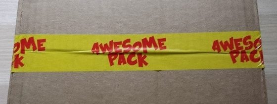 Awesome Pack Subscription Box Review – April 2015