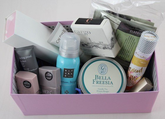 Birchbox Limited Edition: Lovely Day Box Review + Coupon Items