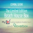 Limited Edition Beach House Box Updates