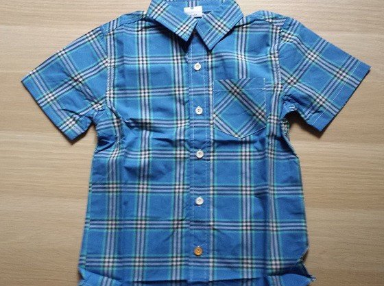 FabKids Subscription Review: Boys Edition – April 2015 Med Shirt