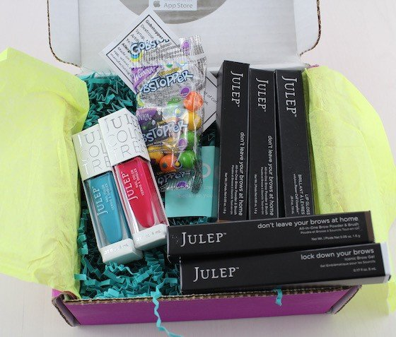 Julep Maven Review & Free Box Code – April 2015 Box